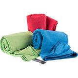 RUBYTEC Terre Compact Towel Green L_