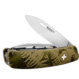 SWIZA Knife C03 Khaki Box_