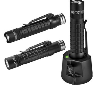 Mag-Tac Crowned Bezel Rechargeable System