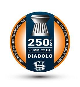 H&N Ansia Diabolo platkop 5,50mm