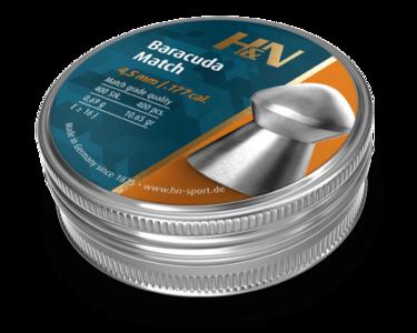 H&N Baracuda Match 4,50mm
