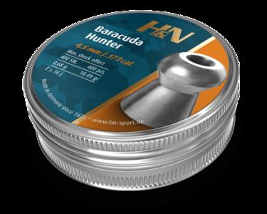 H&N Baracuda Hunter 4,50mm