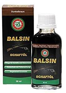 Balsin Kolfolie Donkerbruin 50 ml