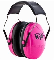 3M Peltor KID roze