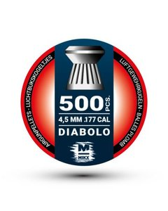 H&N Ansia Diabolo platkop 4,50mm