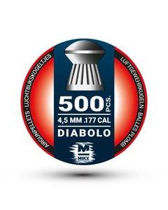 H&N Ansia Diabolo bolkop 4,50mm