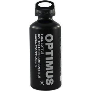 Optimus Fuel Bottle 0,6 Ltr Black