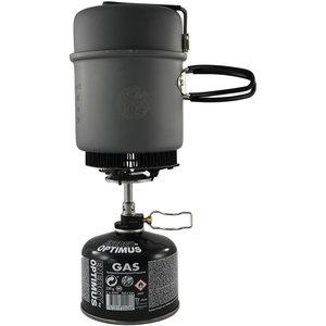 Optimus Crux Lite Cook System Black