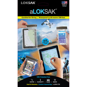 Loksak Set 8,89X16,5 / 10,2X16,5 / 14,6X22,23 / 19,7X26,7