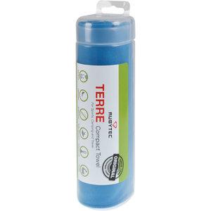 RUBYTEC Terre Compact Towel Blue M
