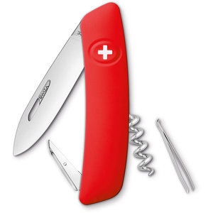SWIZA Knife D01 Red Blister