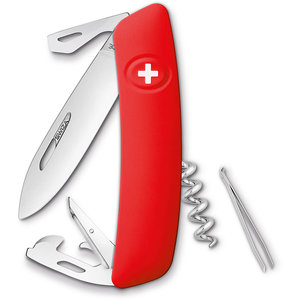 SWIZA Knife D03 Red Blister