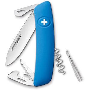 SWIZA Knife D03 Blue Blister