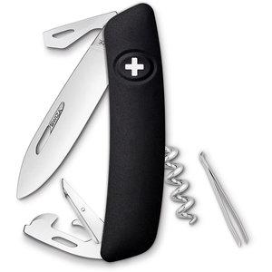 SWIZA Knife D03 Black Blister