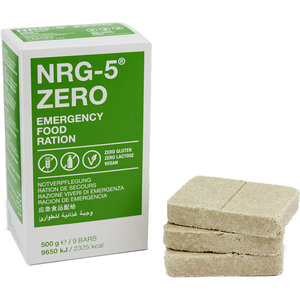MSI NRG-5 ZERO Emercency Food Ration